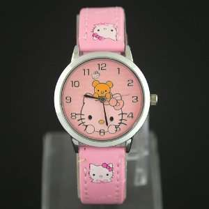 Hello Kittys KTT44 Quartz Movement Watch**Comes with a Hello Kitty