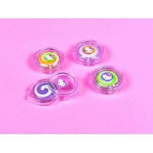 Amscan Hello Kitty Flower Fun Lip Gloss Favors, 12 Count