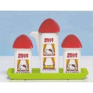 Hello Kitty Seasoning Set Red Toys & Games