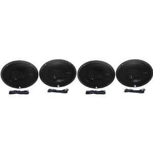 Rockford Fosgate R1693 6x9 Prime Series 3 Way Full range Car Speakers