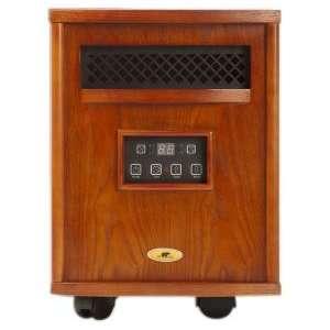 Bear Heaters 1500 Watt Infrared Heater Style # 2500 Cherry