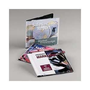 FEL84085 Slim Jewel Case Inserts, Front Cover with Spine