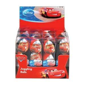 Disney Cars Juggling Balls Toys & Games