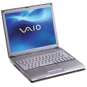 Sony VAIO PCG V505BX Laptop (2.0 GHz Pentium 4 M, 512 MB