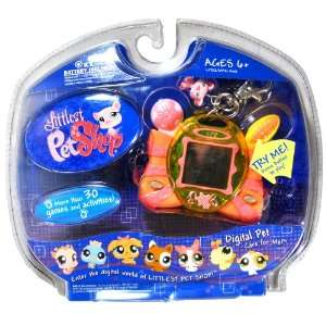 2007 Littlest Pet Shop Digital Pets Care For Me Series Virtual Game