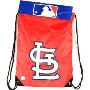 St. Louis Cardinals Cinch Bag   Red