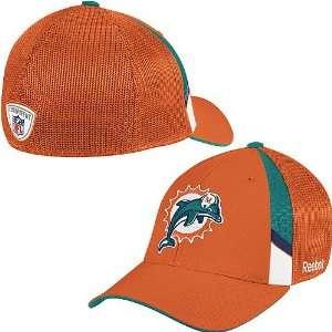 Reebok Miami Dolphins 2009 Youth Draft Hat  Sports