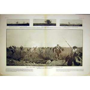 Zouaves Touvent Battlefield War Military French 1915 Home & Kitchen