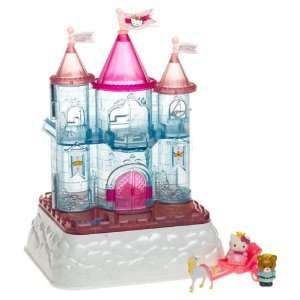 Hello Kitty Light Up Crystal Castle  Toys & Games