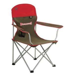 Tampa Bay Buccaneers NFL Deluxe Folding Conversation Arm Chair