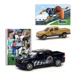 St. Louis Rams 2007 NFL Ford SVT Adrenalin and Ford F 150 Concept Die