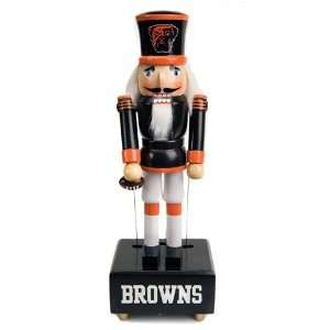 Browns Wind Up Musical Christmas Nutcrackers