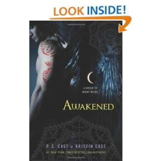 Awakened (House of Night, Book 8) (9780312650247) P. C