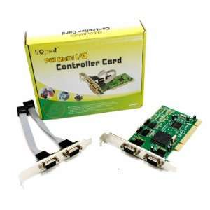 Generic KW SERAL_4 4 Port Serial PCI Host Interface Card