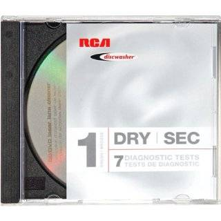 DISCWASHER RD 1141 Dry CD / DVD Laser Lens Cleaner