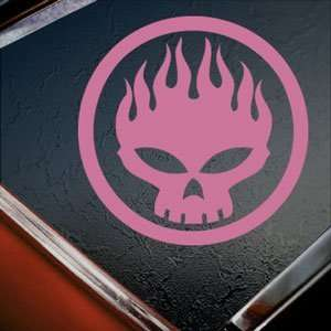 The Offspring Pink Decal Car Truck Bumper Window Pink