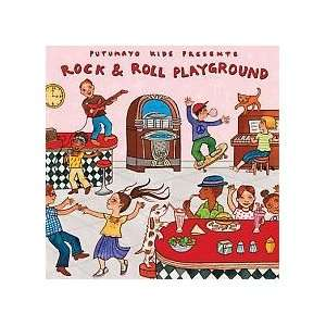 Rock & Roll Playground Putumayo CD Everything Else
