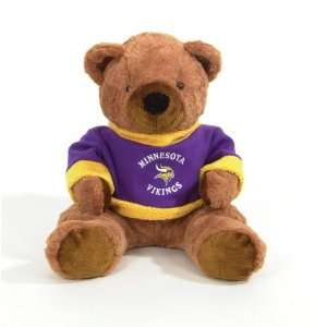Minnesota Vikings 20 Plush NFL Football Team Bear (Stuffed Animal