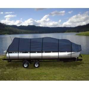 17 20 Weather Proof 600d Pontoon Boat Cover  Sports