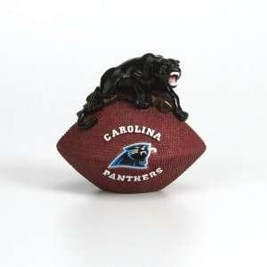 4.5 NFL Carolina Panthers Collectible Football