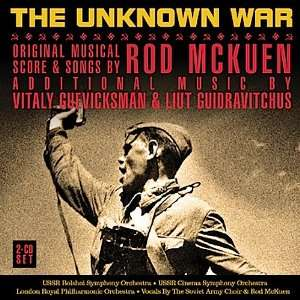 The Unknown War: Original Musical Score: Rod McKuen