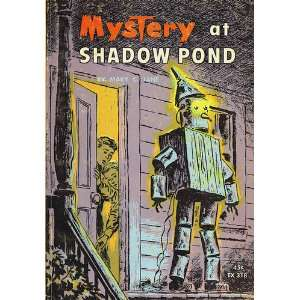 Mystery at Shadow Pond (Scholastic Books #TX318) Mary C. Jane Books