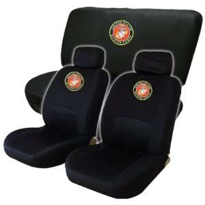 States Marine Corps USMC Low Back Seat Cover & Bench Cover Automotive