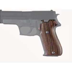 Hogue Sig Sauer P220 Pau American Model Premium Wood Grips:
