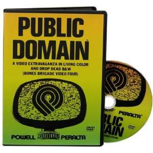Powell Public Domain Dvd Skate Dvds Sports & Outdoors
