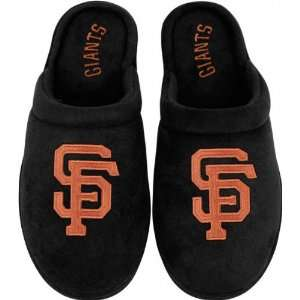 San Francisco Giants Reebok MLB Microsuede Slippers