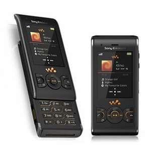 Sony Ericsson W595 GSM Quadband Phone (Unlocked) Lava