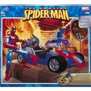 The Amazing Spider man Marvel Mega Bloks  Toys & Games
