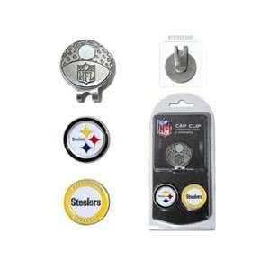 Team Golf NFL Pittsburgh Steelers   Cap Clip Sports