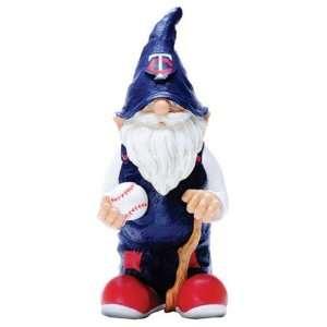 MLB Minnesota Twins Mini 8 Inch Team Gnome