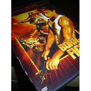 Bron To Fight / Region 2 PAL DVD / Audio French, Thai