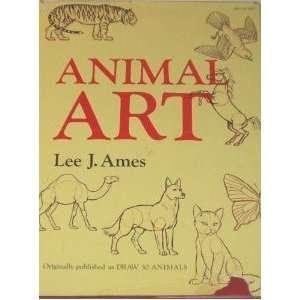 ANIMAL ART (9780385242271): Lee J. Ames: Books