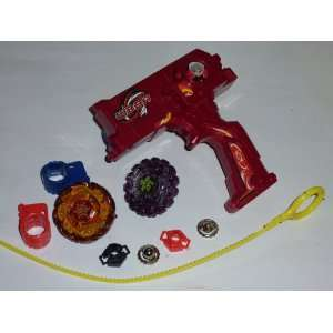 Launcher, Beyblade Exclusive Metal Fusion Super Flawless Combined Toys