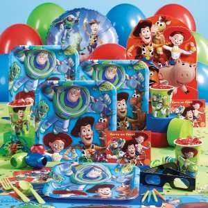 Toy Story Birthday Party Pack Supplies for 16 Guest Toys