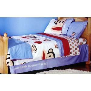 Julius & Friends Monkey Twin Size Comforter Kids Paul