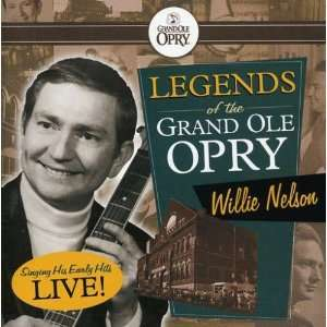 Grand Ole Opry Willie Nelson Music