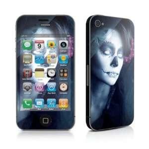 Maiden of Darkness Design Protective Skin Decal Sticker