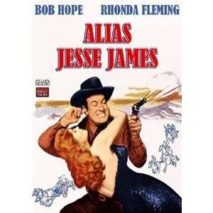 Alias Jesse James [ NON USA FORMAT, PAL, Reg.0 Import