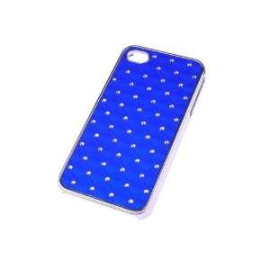 Blue All Over The Sky Star Design Shell Skin Case Fit For Apple iPhone
