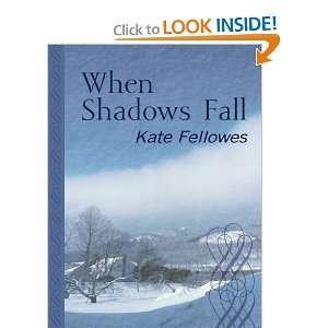 When Shadows Fall (Thorndike Gentle Romance