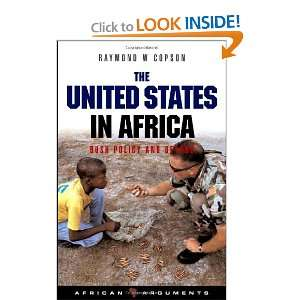 The United States in Africa: Bush Policy and Beyond (African Arguments