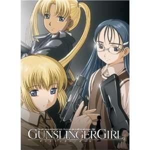 Gunslinger Girl: Complete Box Set: Yuka Nanri, Sendai Eri