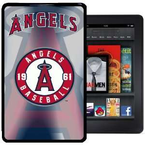 Los Angeles Angels Kindle Fire Case  Players