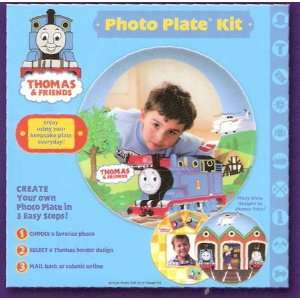 Thomas Make A Plate Photo Plate Kit Makit Toys & Games