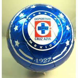 CLUB DEPORTIVO CRUZ AZUL OFFICIAL SOCCER BALL: Sports