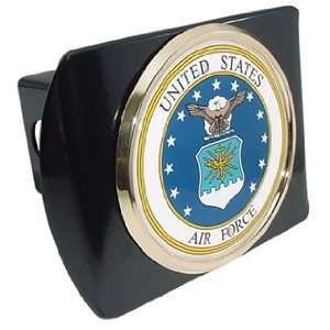Air Force Seal Black Hitch Cover Automotive